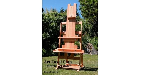 Art Easel Plan Metric Version Pdf