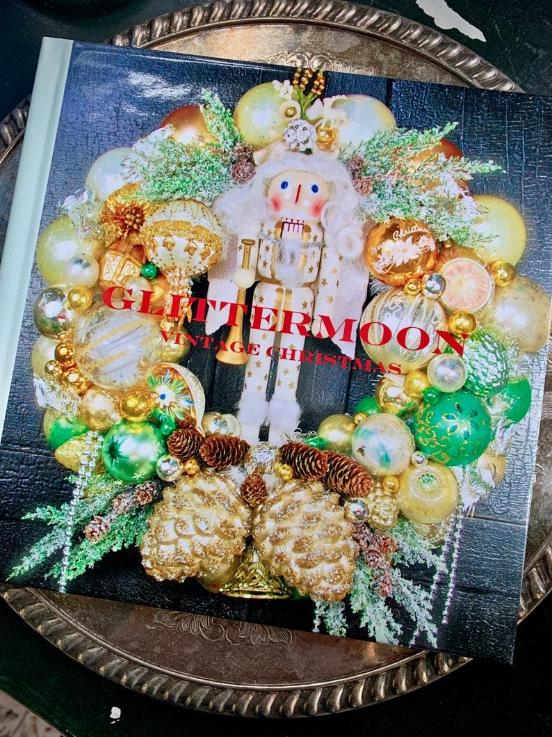 GLITTERMOON Vintage Christmas BOOK   REVISED  Edition  image 0