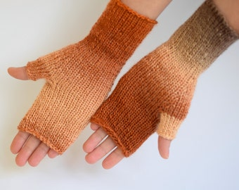 Fingerless Mitts: Women's Fingerless Gloves For Texting And Driving Independence Day