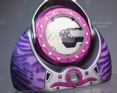 Y2K Bratz CD Player Radio Combo Boombox Stereo with Flip Vanity Light Up Mirror