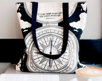 LITERARY TOTE BAGS