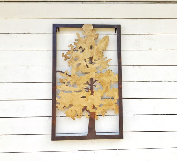 Brown Wall Decor Metal Wall Decor Metal Tree Wall Art Tree