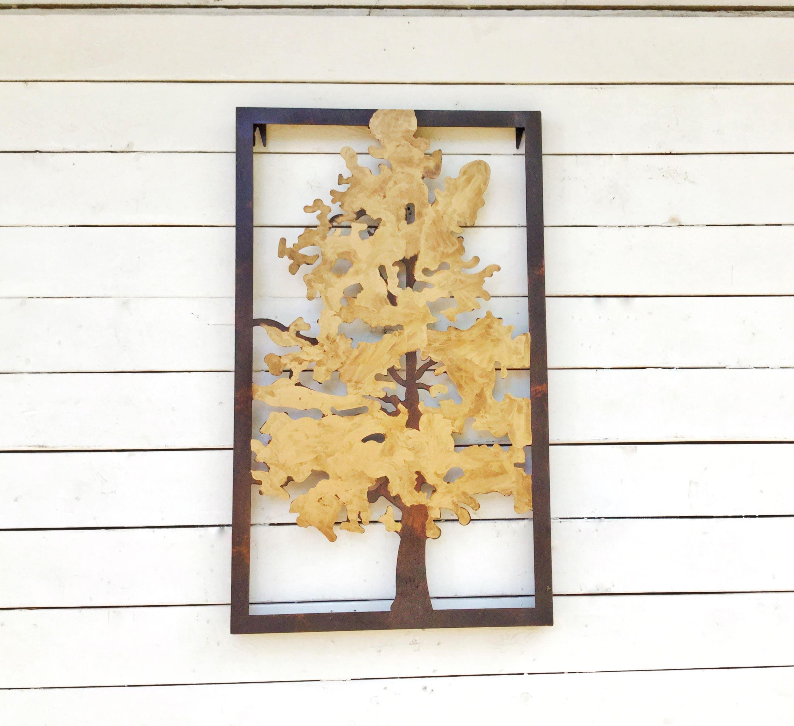 Enchanting Willow Tree Wall Art Image - Gallery Wall Art ...