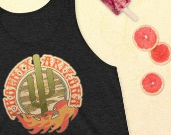 Phoenix Arizona - Vintage Retro Distressed Aesthetic