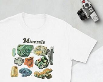 Minerals - Geology Study Short-Sleeve Unisex T-Shirt