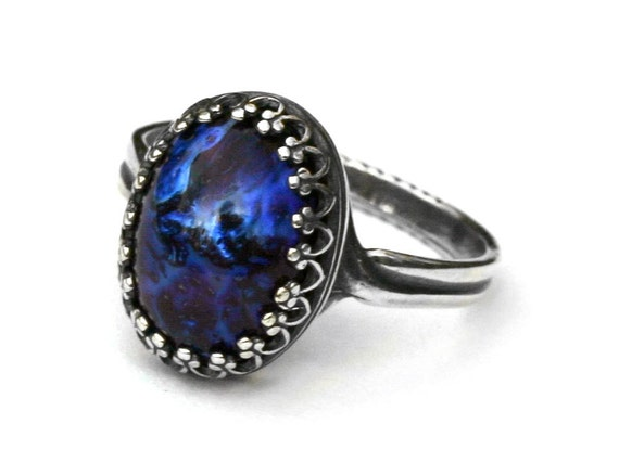 dragon opal ring