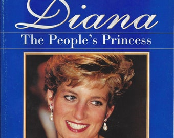 Vintage Hit Sensations Diana Her Royal Life in Pictures Magazine, 1997