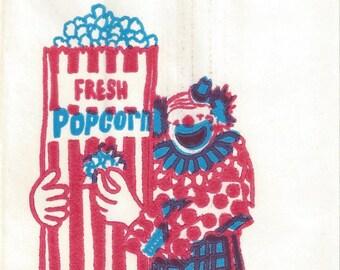 Fresh Popcorn Bag, 1960s