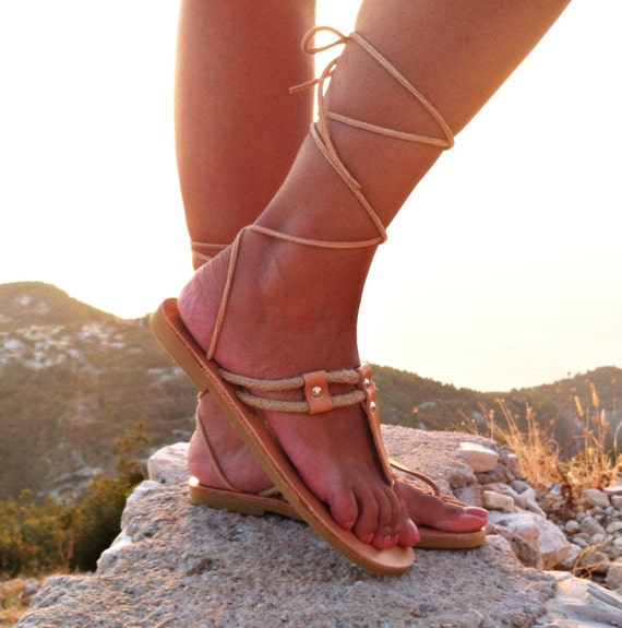 gladiator leather summer sandals Sandals sandals sandals CwgdS