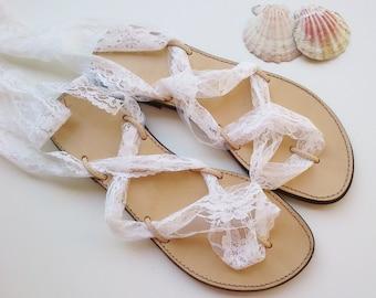 leather sandals,lace up sandals, wedding shoes, wedding sandals