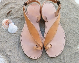 leather sandals, handmade Greek sandals, wedding sandals