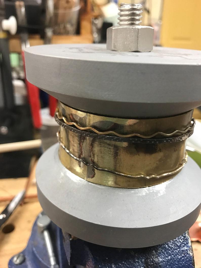 ANTICLASTIC Aluminum BRACELET PRESS