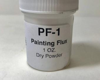 1 oz Thompson's Powdered Painting Flux PF-1