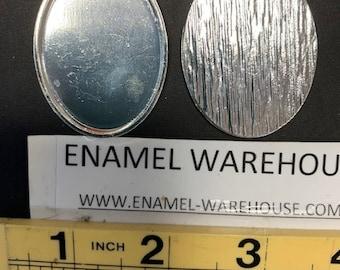 Bezel/Enamel Frames Set of 2