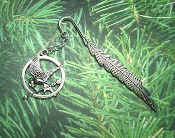 Hunger Games Mockingjay  Bookmark - version 2