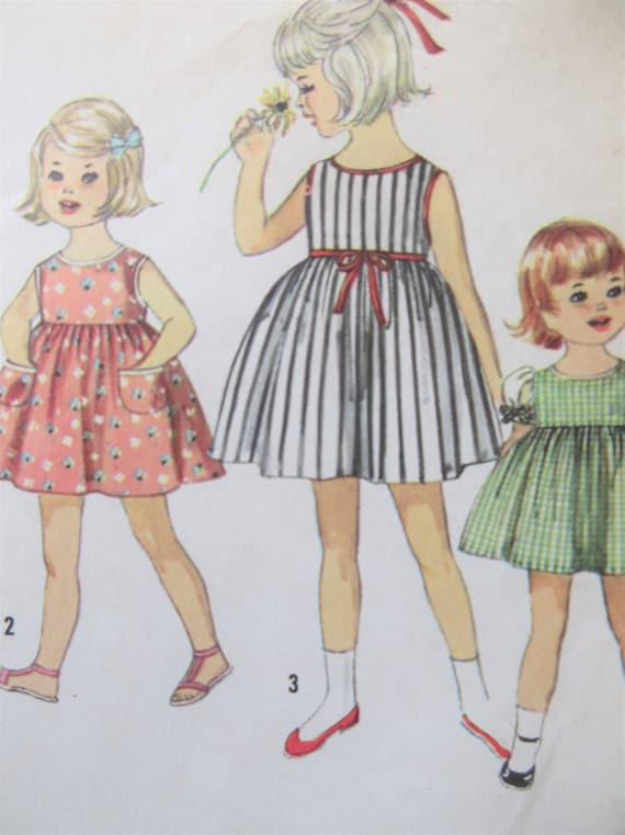 Little Girls Vintage Dresses