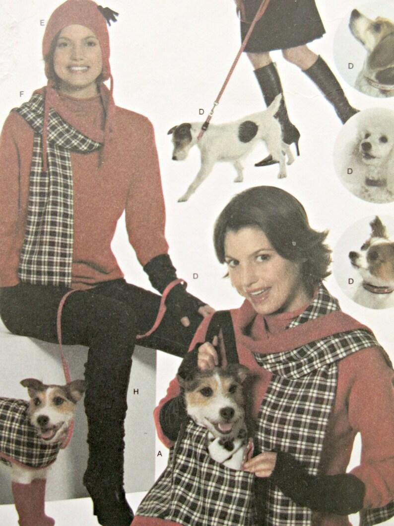 Simplicity 4749 Sewing Pattern Dog Accessories Dog Coat  d9ccff83b