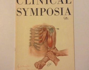 Clinical Symposia, Medical Reference, 1958