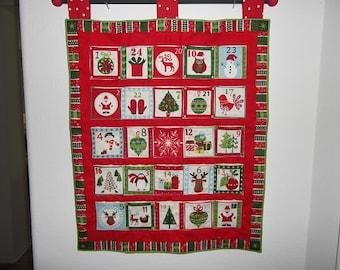 Christmas Advent Calendar - Christmas Symbols Countdown