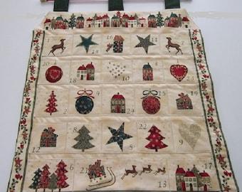 Christmas Advent Calendar - Holiday Celebration