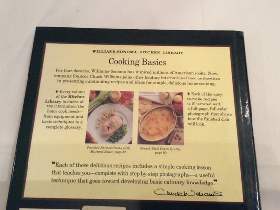 SONOMA BEST KITCHEN LIBRARY WILLIAMS SOUPS SALADS /& STARTERS
