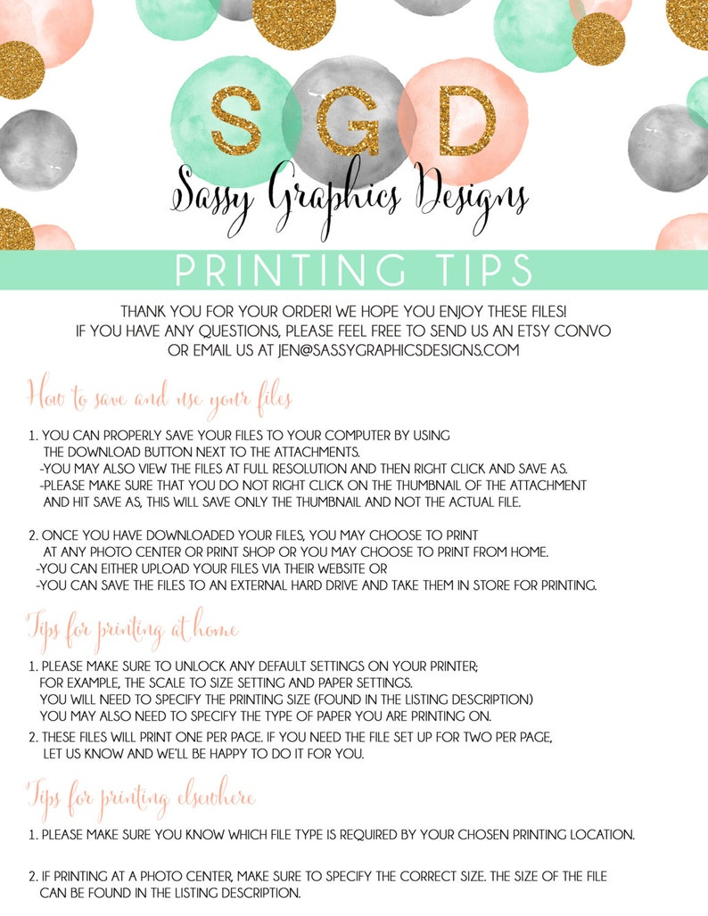 Quote Print Baby Shower Birthday Sign Bridal Shower Date Print Baby Stats Print Party Printable Digital File Party Signs