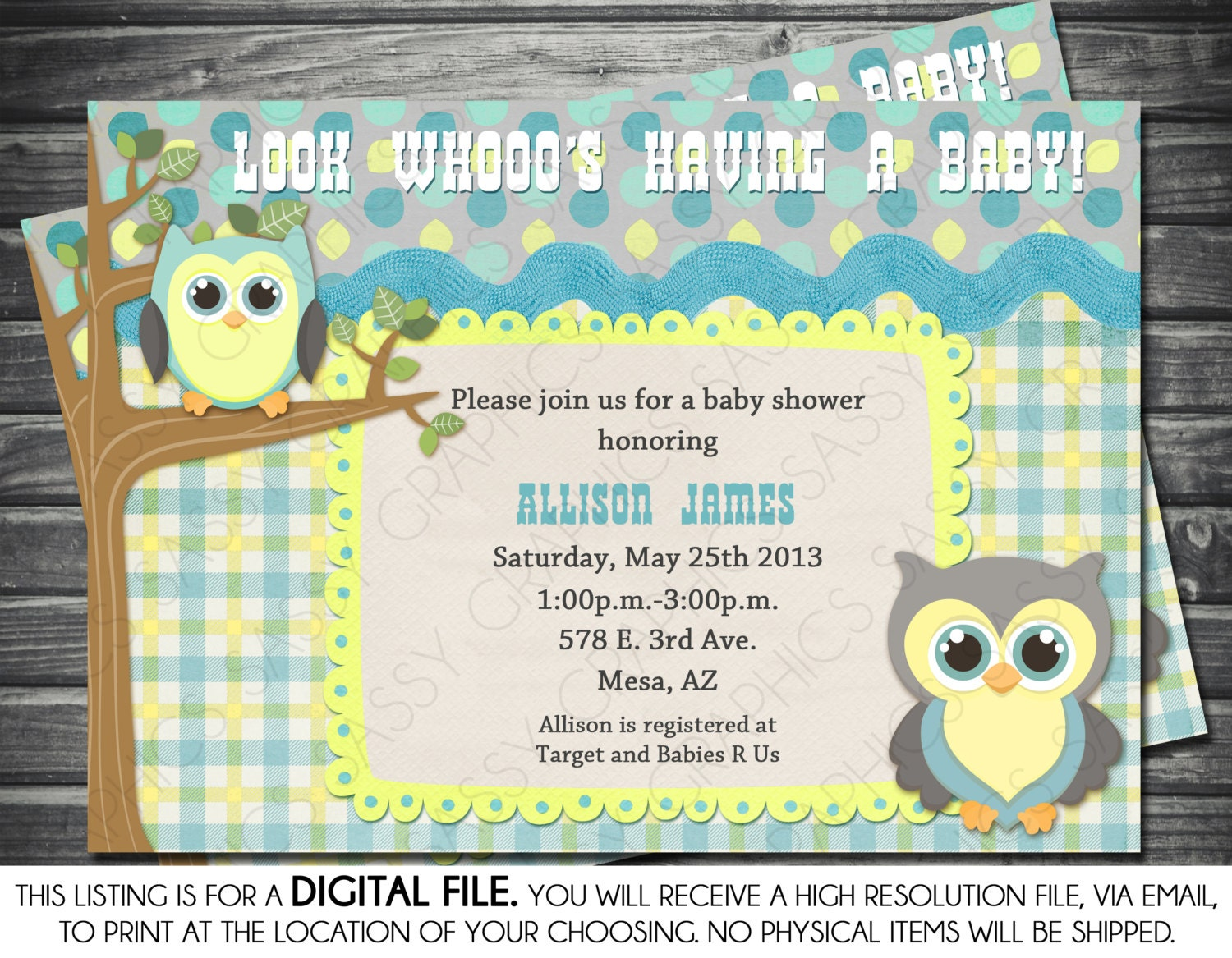 Owl Themed Baby Shower Decorations For A Boy Baby Shower Ideas