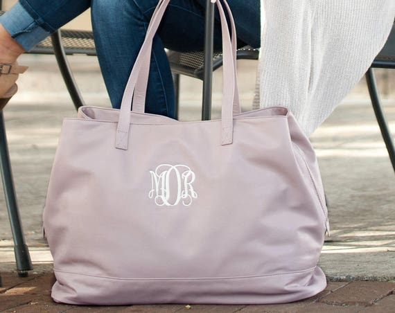Cambridge Travel Bag in Blush Pink