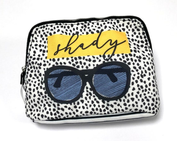 Shady Zip Pouch
