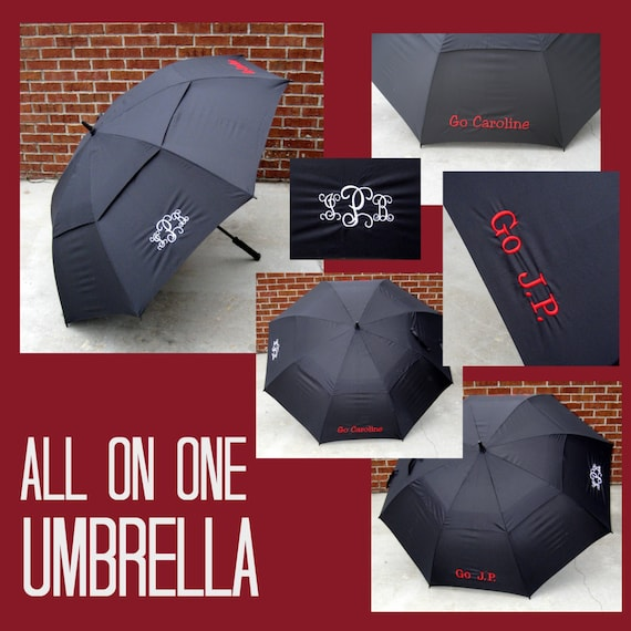 "60"" Auto-Open WindBuster Umbrella"