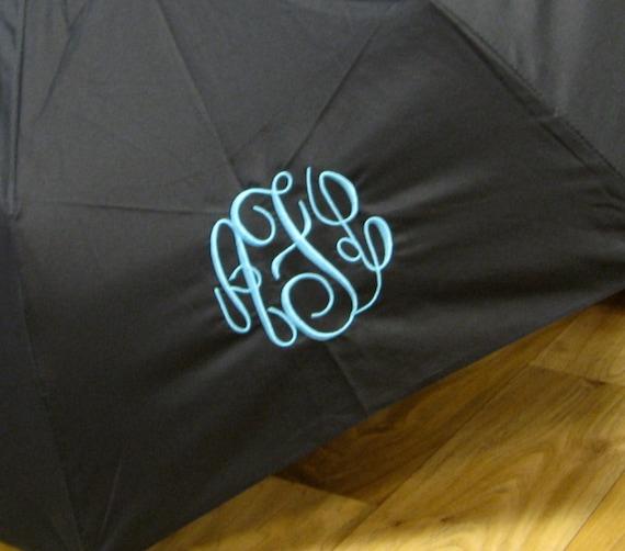 Black Umbrella is Always in Style