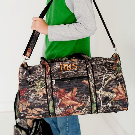 Camouflage Duffle Bag