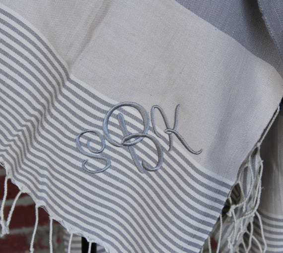 Turkish Beach Towels in 2 Colors