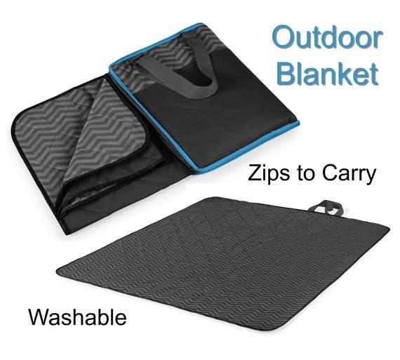 Waves Outdoor Blanket