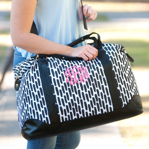Carolina Night Weekender Bag