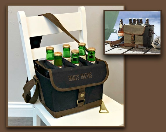 Beer Caddy/Cooler with Opener