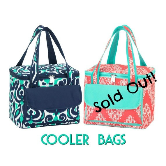 Cooler Bags in Luna Blue