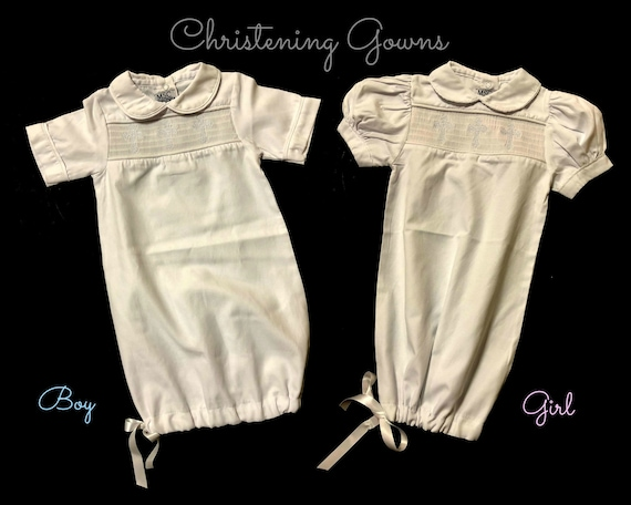 Christening Day Gown for Boys or Girls