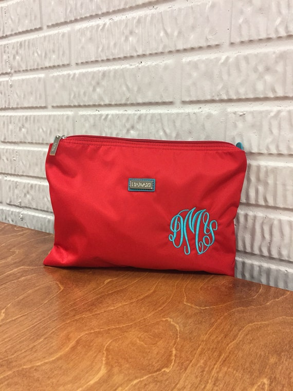 Zip Carry All Pod in Red or Grey