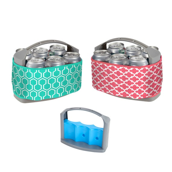 6 Pack Cooler with Wrap