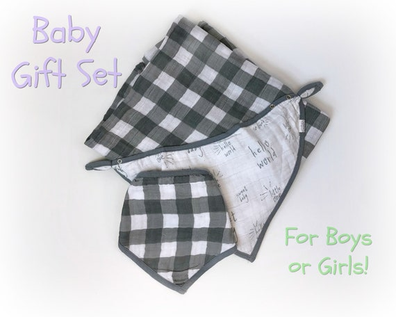 Baby Gift Set for Boys or Girls