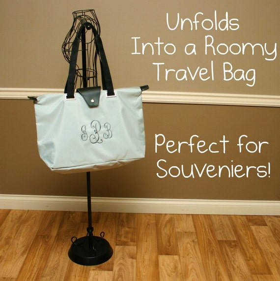 Ingenious Travel Bag is Versatile