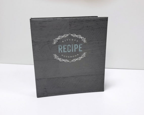 Farmhouse Pocket Page Recipe Binder