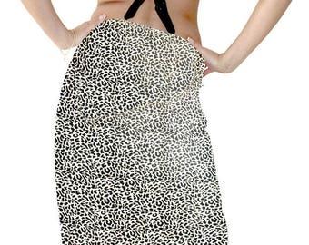 La Leela Sarong Bathing Suit Pareo Wrap Bikini Cover up Womens Skirt Swimsuit Swimwear- 119579
