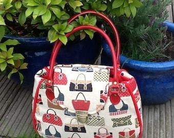 Short Handled Bag Pattern (PDF)