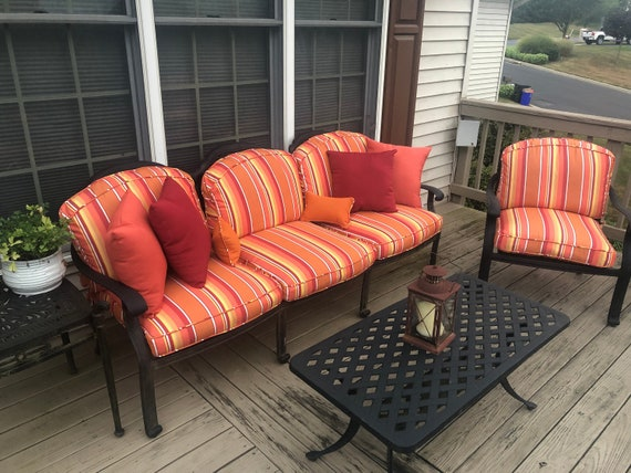 Custom Outdoor Patio Furniture, Custom Made Cushion Covers For Outdoor Furniture