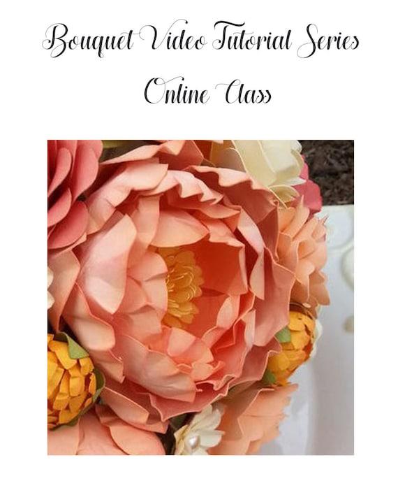 How to Make a No Sew Mayumi Rose Fabric Flower Tutorial | 698x570
