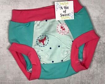 Miss Fox Trainer Underwear or Big Kid Undies *Retiring, Price Reduced*