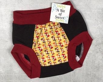 Tiny Foxes Trainer Underwear or Big Kid Undies *Retiring, Price Reduced*
