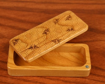 Bee Stash Box, 5